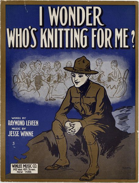 Wwi Patterns Knitbyahenshop
